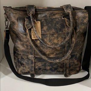 Bed Stu Big Fork Handbag